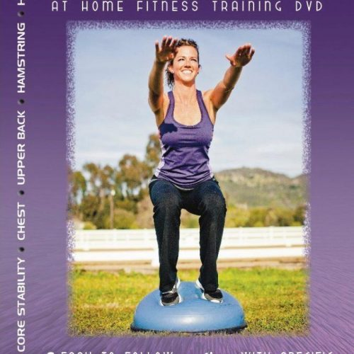 The At Home Fitness DVD