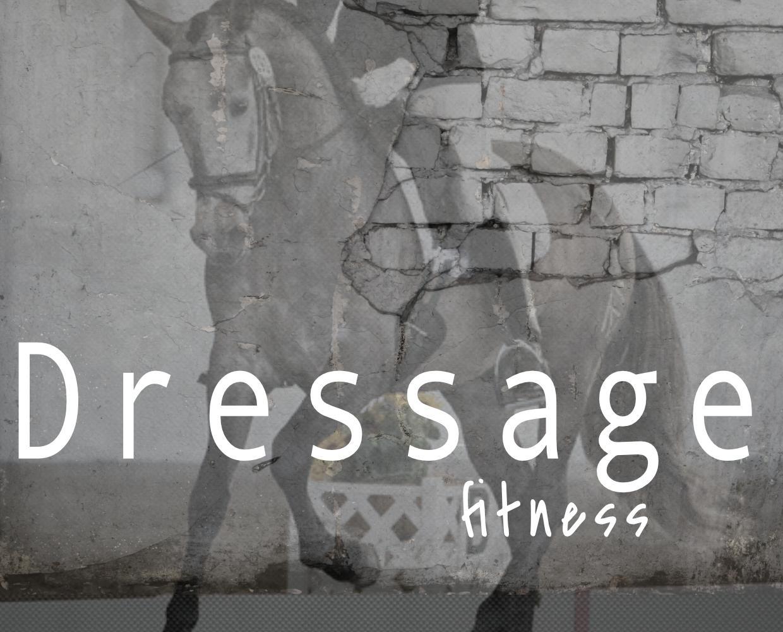Dressage-Fitness Banner