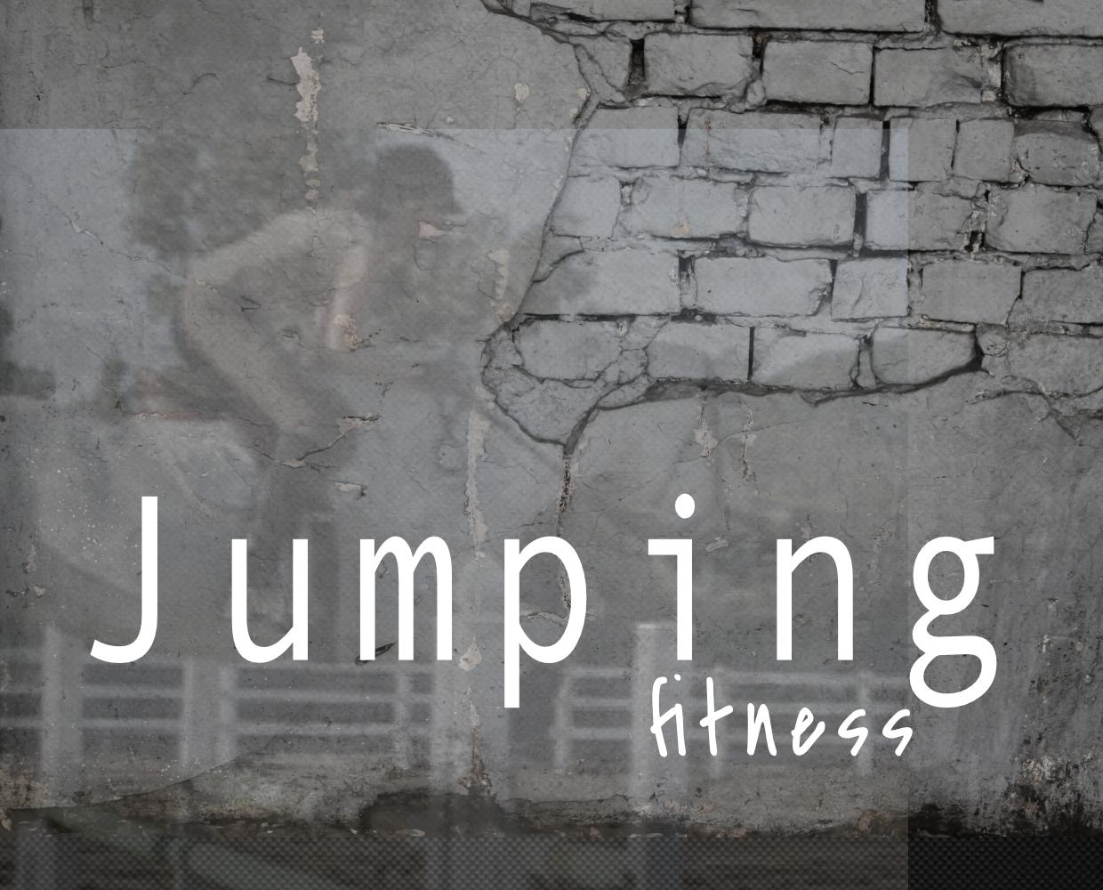 Jumping Fitness -Banner