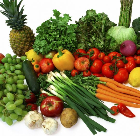 eat veggies at every meal