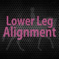 LOWER LEG ALIGNMENT ADVANCED