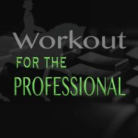 For the professional Workout banner