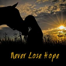 Never Lose Hope - POSTERBRF