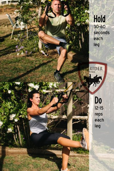 TRX- PISTOL-BioRIder-Fitness EXericse